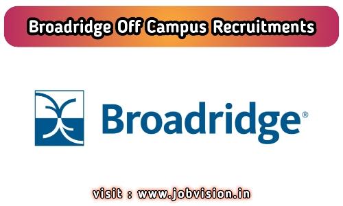 Broadridge Off Campus Drive