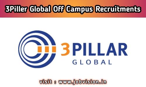 3Pillar Global Off Campus Drive