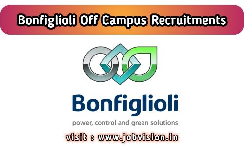 Bonfiglioli Transmissions Recruitment