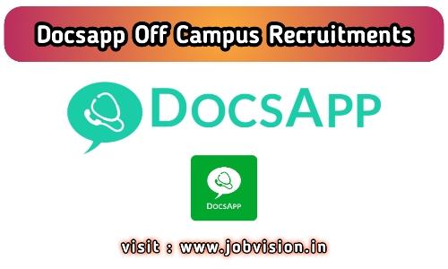 DocsApp Off Campus Drive