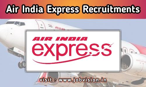 AIE - Air India Express Recruitment