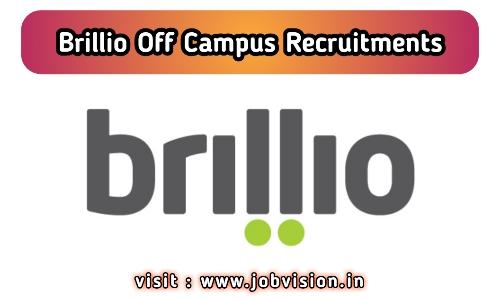Brillio Technologies Off Campus