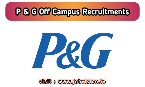 P&G Recruitment