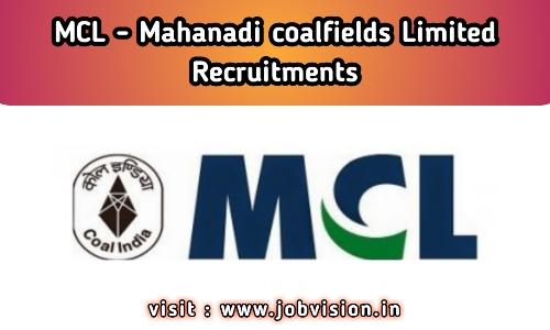 MCL Recruitment