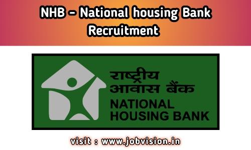 NHB - National Housing Bank
