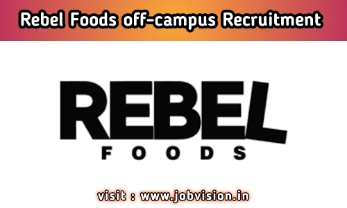 Rebel Foods Off Campus Drive