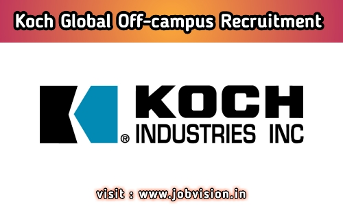 Koch Global Off Campus Drive