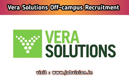 Vera Solutions Off Campus Drive
