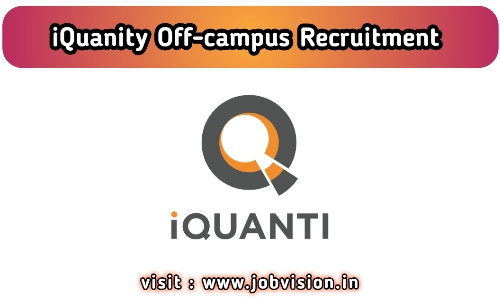 iQuanti Recruitment