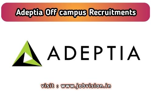 Adeptia Off Campus Drive