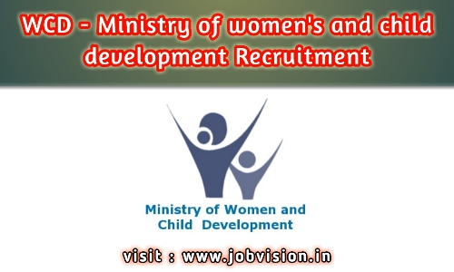 Women and child development department wcd