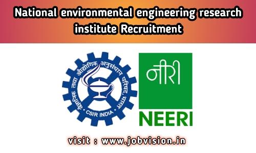 NEERI - National Environmental Engineering Research Institute