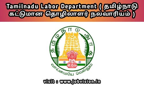 Tamilnadu Labour Department