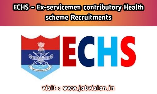 ECHS Ex-serviceman Contributory Health Scheme