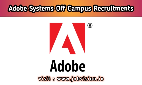 Adobe Systems Off Campus Drive