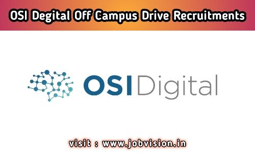 OSI Digital Off Campus Drive