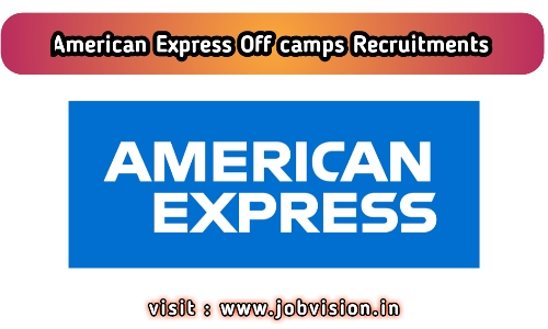 American Express Recruitment