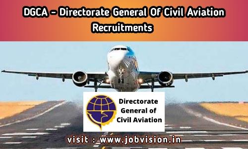 DGCA Recruitment