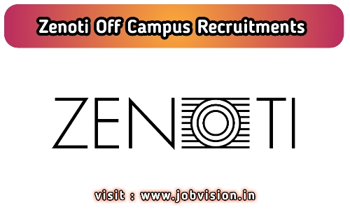 Zenoti Off Campus Drive