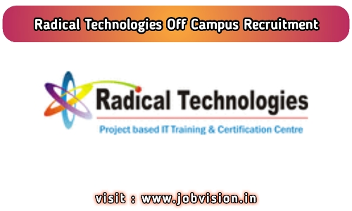 Radical Technologies Off Campus Drive