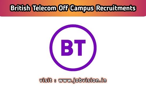British Telecom Off Campus Drive