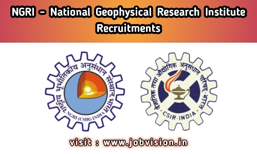 NGRI Recruitment 2020