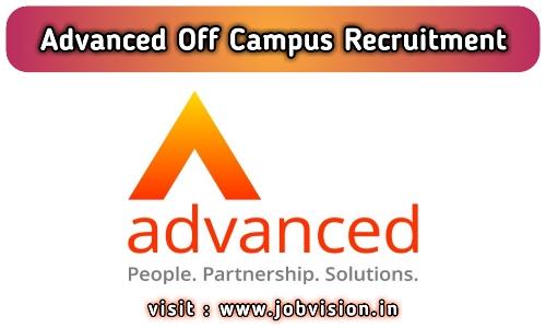 Advanced Off Campus Drive