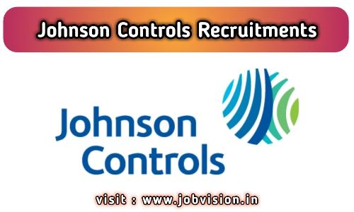 Johnson Controls Recruitment