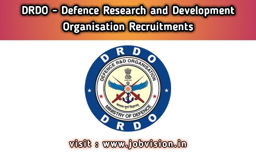 DRDO - Defence Research and Development Organisation