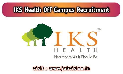 IKS Health Off Campus Drive
