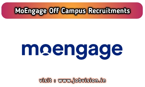 MoEngage Off Campus Drive