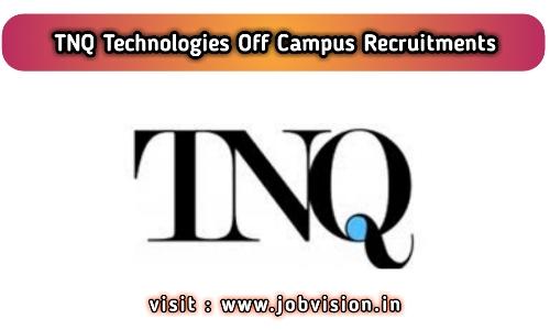 TNQ Technologies Off Campus Drive 2020