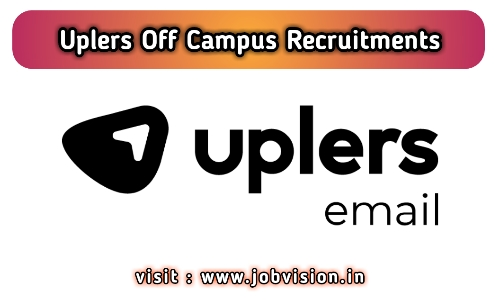 Uplers Off Campus Drive