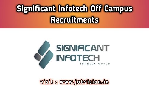 Significant Infotech Off Campus