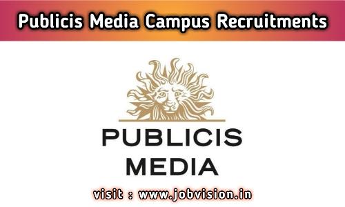 Publicis Media Off Campus Drive