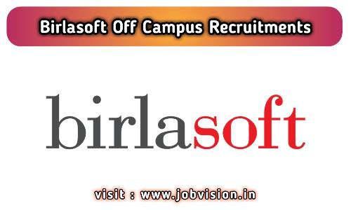 Birlasoft Off Campus Drive