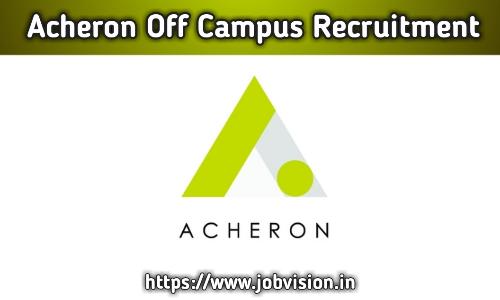 Acheron Off Campus Drive