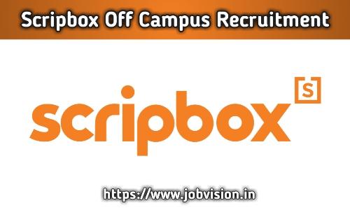 Scripbox Off Campus Drive