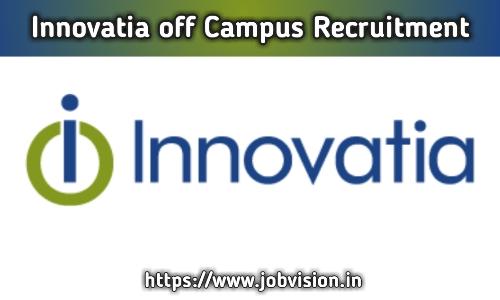 Innovatia Off Campus Drive