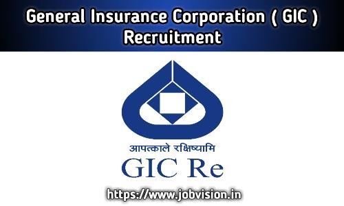 GIC Recruitment