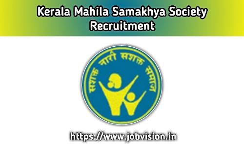 KMSS Kerala Recruitment
