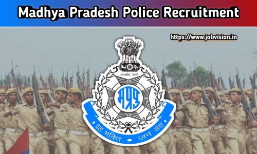 Madhya Pradesh Police Recruitment