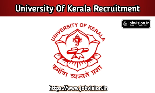 University of Kerala Recruitment