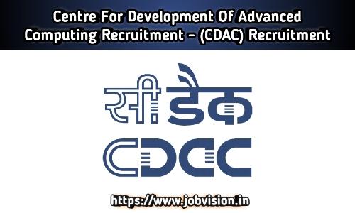CDAC - Centre for Development of Advanced Computing