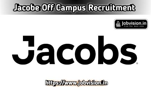 Jacobs Engineering Recruitment