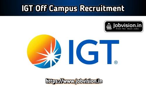 IGT Recruitment