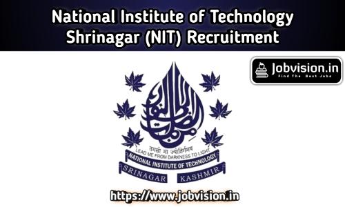NIT - National Institute of Technology Srinagar