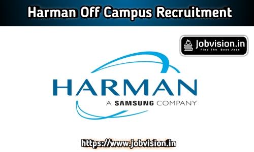 Harman Recruitment