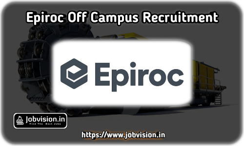 Epiroc Off Campus Drive