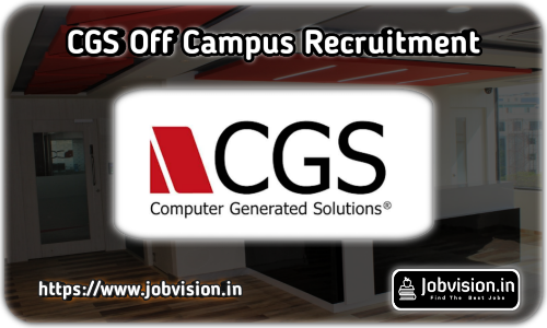 CGS Off Campus Drive